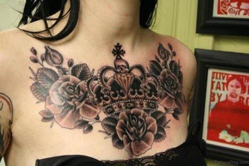 Similiar Female Chest Tattoos Cover Up Keywords
